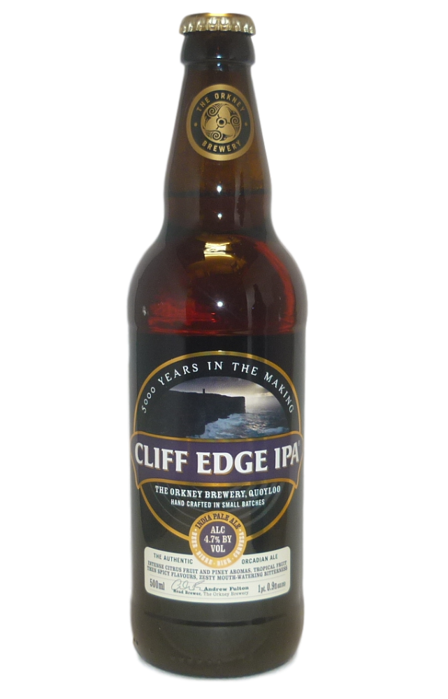 Orkney Cliff Edge IPA